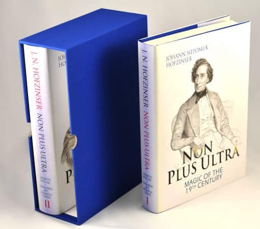 J.N.Hofzinser Non Plus Ultra by Magic Christian - Vols I and II Monthly Payment Plan!
