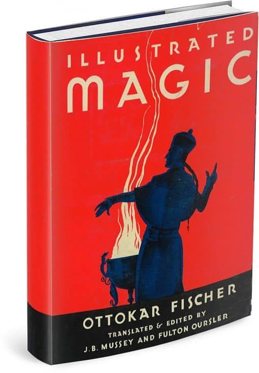 Illustrated Magic by Ottokar Fischer