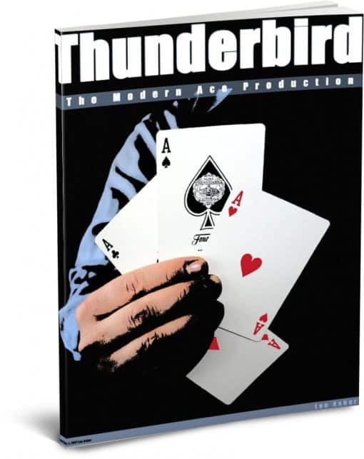Thunderbird: The Modern Ace Production by Lee Asher PDF