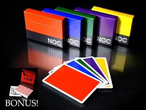 NOC v3 - Mixed Brick-BONUS DECK!