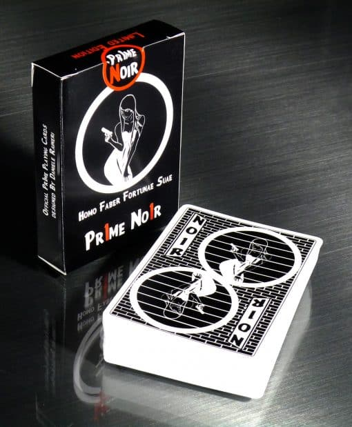 No1r from Pr1me Playing Cards - $7.95