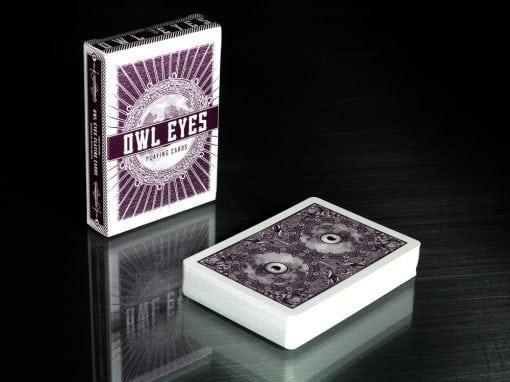 Owl Eyes - Purple