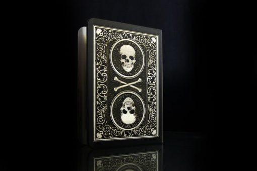 Superior - Skull & Bones - Porper Card Clip