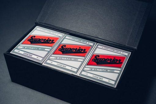 Superior Brand - Classic Back - Brick - Red