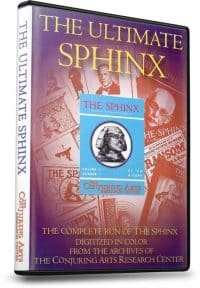 NEW Ultimate Sphinx DVD - $49.99 Pstpd in US!