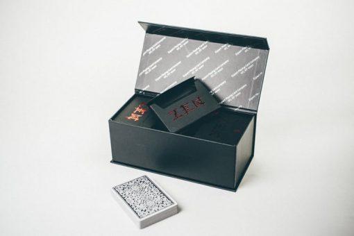 Zen Combo Pack - 1 Royal Zen deck- 11 Zen decks- Luxury Mag Brick Box.
