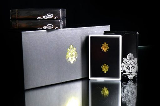 Zen Pure Combo Pack - 1 Zen Pure Gold deck- 11 Zen Pure decks- Luxury Mag Brick Box.