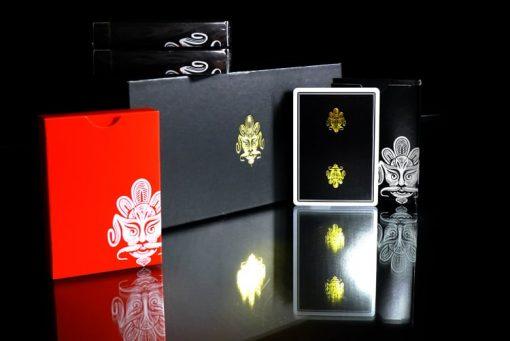Zen Pure Combo Pack - 1 Zen Pure Red Prototype - 1 Zen Pure Gold deck- 11 Zen Pure decks- Luxury Mag Brick Box.
