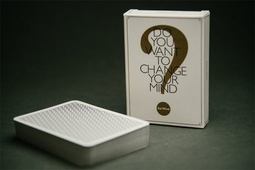 Asi Wind's Do You Want to Change Your Mind? Deck