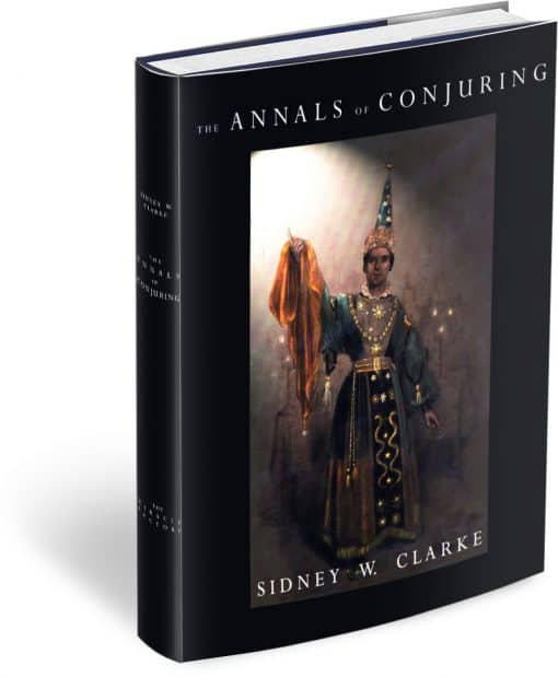 NEW! Annals of Conjuring by Sidney Clarke PDF with Bookmarks!!