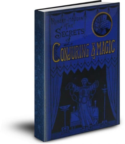 Secrets of Conjuring and Magic Text Based PDF with bookmarks!
