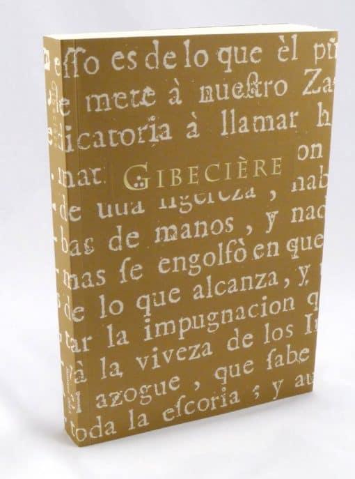 Gibecière 16, Summer 2013, Vol. 8, No. 2