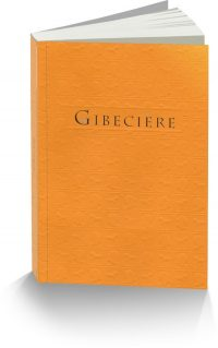 Gibecière 19, Winter 2015, Vol. 10, No. 1