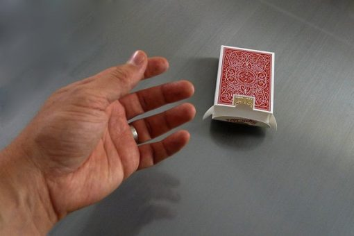 Superior - Classic Back - Red - Invisible Deck