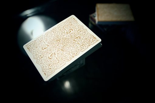Global Titans - Pearl White by The Expert Playing Card Company